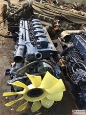 二手拆车发动机变速箱