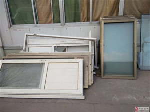 出售二手铝合金门窗