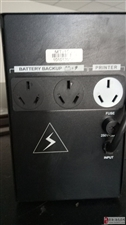 美国山特UPS不间断电源30分钟1KVA带稳