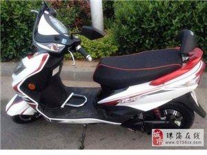 出售二手雅迪踏板電動車