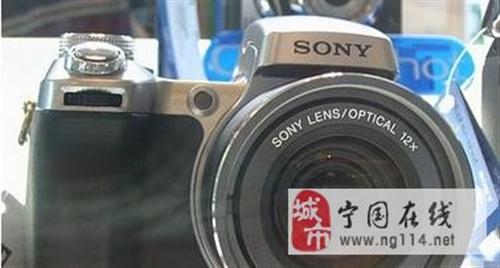 索尼H1长焦相机