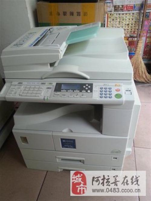 理光2018二手打印復印A3惠普彩色多功能一體