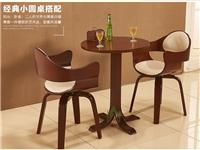 新咖啡店9成新的高雅桌椅和和咖啡、公鸡等各杯具