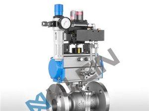 GB標準氣動球閥