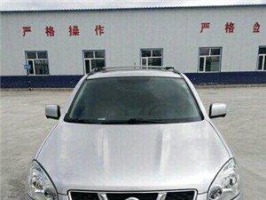 日產 逍客 2011款 2.0 CVT 雷兩驅XV