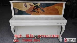 买好钢琴二手钢琴,请到青州市海明威乐器行,二手钢琴