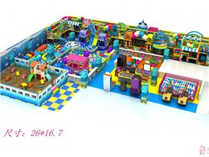 淘气堡−−−−儿童的乐园