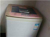 9成新洗衣机便宜出售价格可以面议