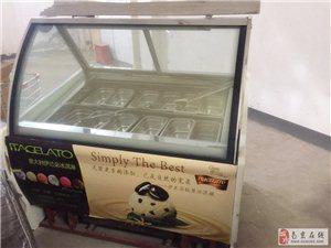 全新商用冰淇淋展示柜,冷冻冷藏展示柜冰柜,低价转让