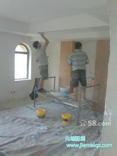 江夏藏龍島專業室內外墻面粉刷 舊墻面翻新 墻面脫層