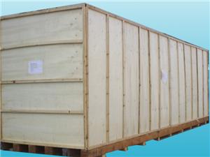 木质包装箱厂家供应