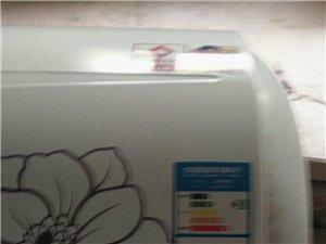 海尔的热水器就用了一个月!便宜出售