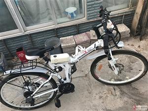 出售自用的电动自行车一辆