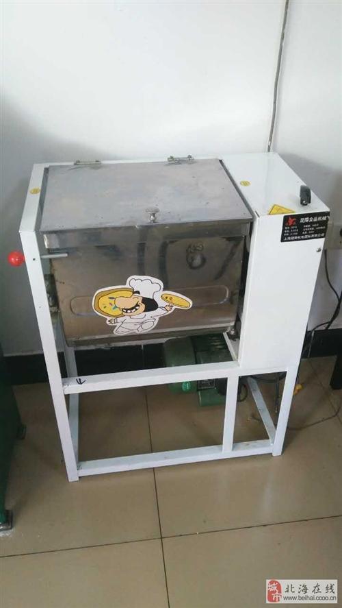 和面机压面机蒸炉保温桶笼屉桌子磨浆机