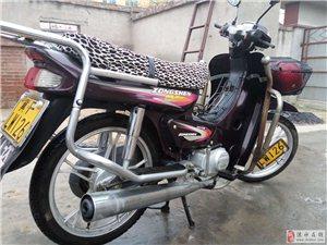 出售宗申100闲置摩托车一辆