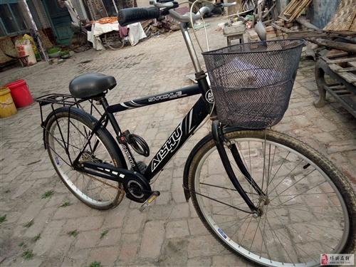 自行车转让没怎么骑