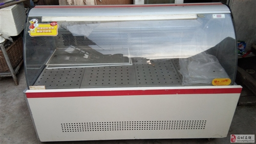 800元出售鹵菜食品冷藏展示柜