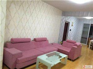 钟吾壹号两室两厅新房新家具拎包即住1600元出租