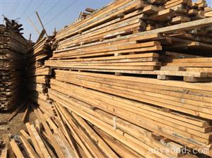 高价回收工地旧方木旧模板