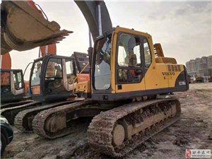 二手挖掘机,沃尔沃210出售