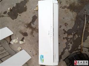 二手空调格力1.5匹一批处理,成色新.价格电话联