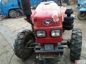 出售二手小四轮拖拉机,单缸四驱,32马力多台