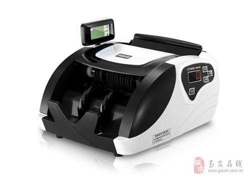 全新科密108CC级验钞机点钞机带双显示屏