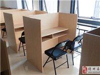 学生学习桌一对一课桌转让