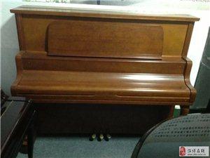 淄博专卖日韩二手钢琴原始好状态