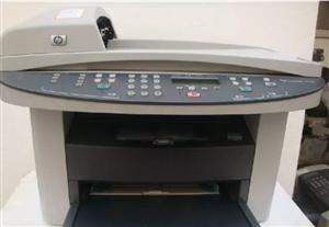 二手黑白激光多功能一体机HP3030打印机