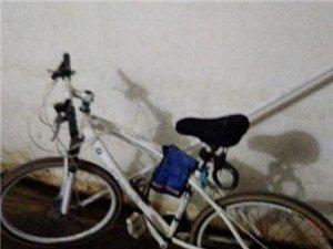 闲置自行车出售