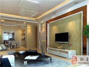 新县壁纸壁画一电视背景墙