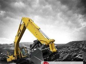 攸縣地區 大中小型挖掘機出租 帶車隊承包挖地基