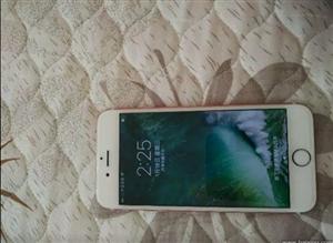 iPhone6s国航64G玫瑰金