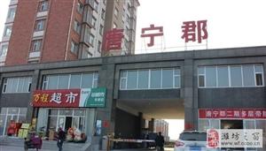 潍坊唐宁郡二期