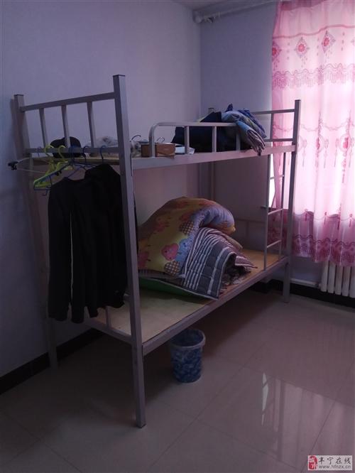上下鋪一張、單人床一張