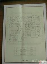 锦绣家园114平米电梯毛坯房41万