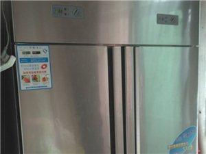 转让全新品牌超大冰箱,适合餐饮、熟食等