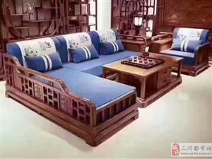 老榆木等家具承接室内中式装修