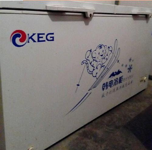 八成新韓電冰柜