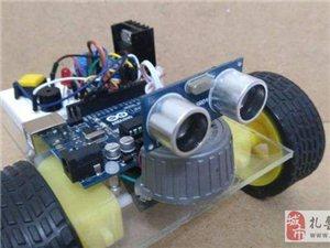 扎旗首家創客智能小機器人暑期班籌備中..現接受預定