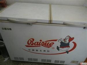 白雪冷柜转让,八成新,冷冻室345L,无任何故障