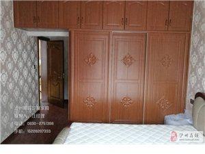 明旺提供定制:泸州实木衣柜整体衣柜、泸州衣帽间服务