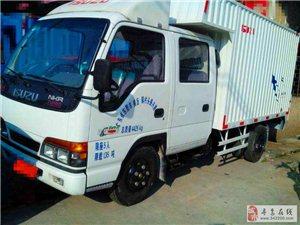 求购双排座货车:江铃、庆铃、江淮都行,2010年后