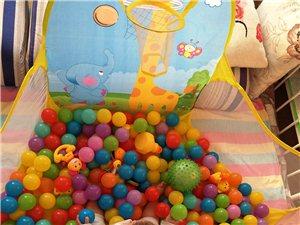 出售二手海洋球及球池