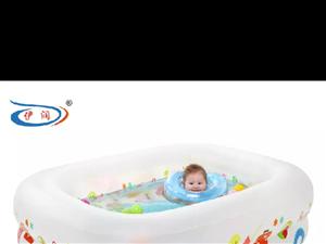 出售全新充气式婴儿泳池