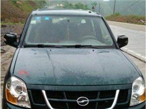 中兴长铃2007款 2.4T 手动 柴油版