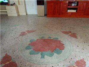 花色水磨地板