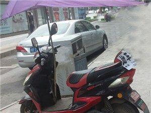 七成新奥柯玛电瓶摩托车低价出售