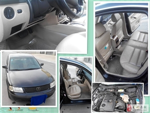 04年帕萨特出售,发现事故当场砸车,2.0L自动